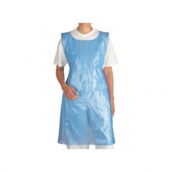 5 Protective Plastic Aprons