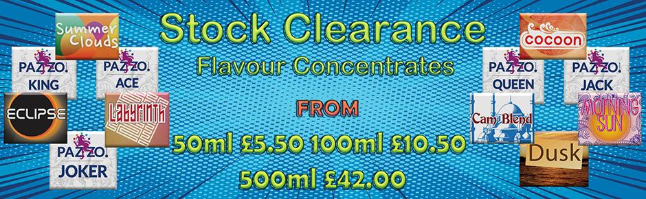 FlavourArt UK Flavoured Eliquid, DIY E liquid, short fills