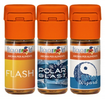 Flavour and Hit Enhancers 10ml