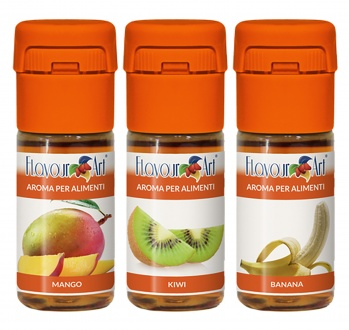Fruit Flavourings 10ml