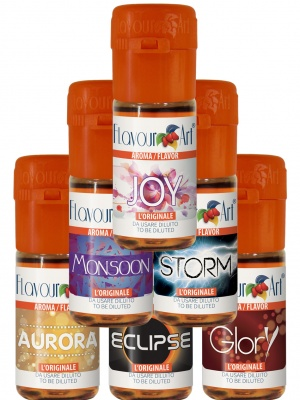 E-motions, Artists Touch, PAZZO Flavourings 10ml