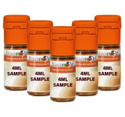 4ml Flavour Samplers